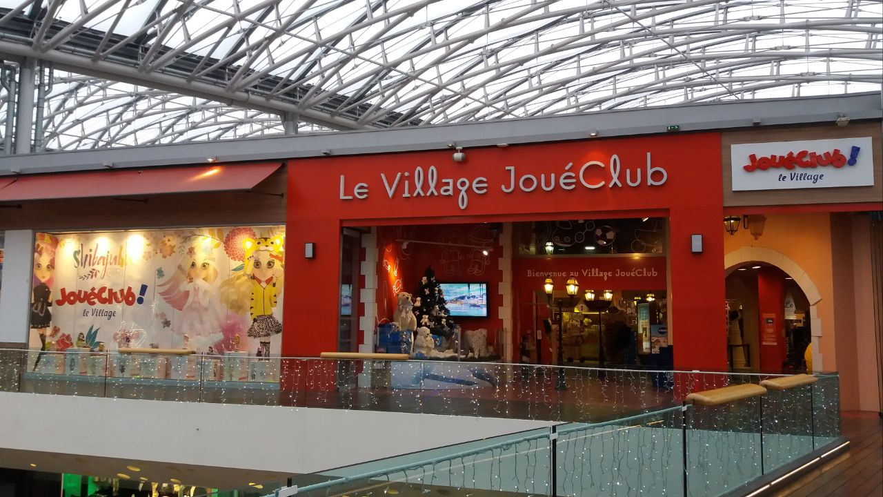 Joueclub Village Joueclub Lyon