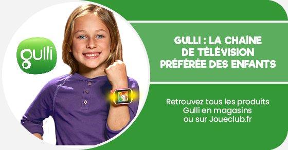 Retrouvez tous les produits Gulli en magasin ou sur joueclub.fr