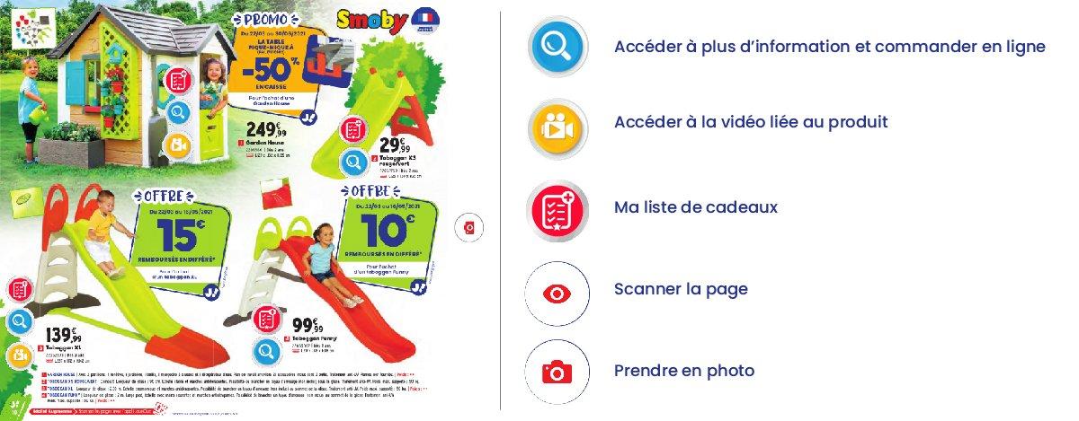 visuel appli joueclub catalogue pictogrammes 2021