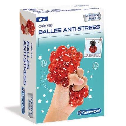 jouet diy cree tes balles anti stress de chez clementoni