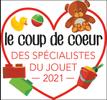 logo coup de coeur specialistes du jouet 2021
