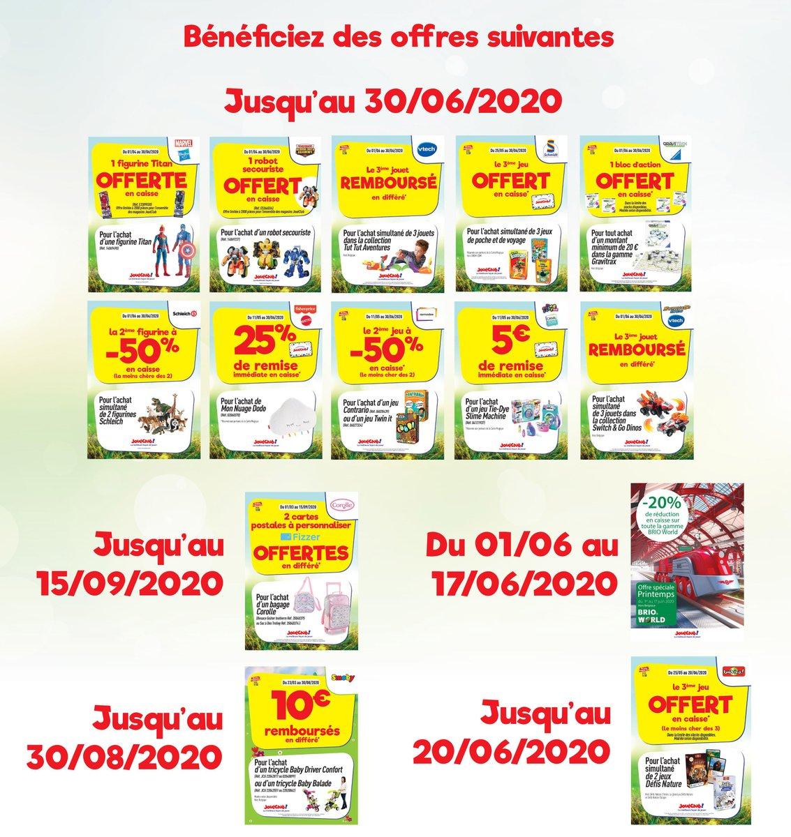 Affiche offres catalogue printemps 2020 - 4