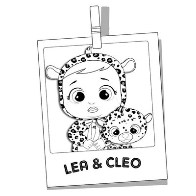 COLORIAGE A IMPRIMER GRATUITEMENT IMC TOYS cry_babies_Lea-Cloe-polaroid