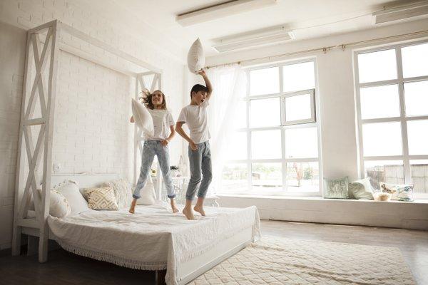 idées d'activités physiques et sportives pour enfants en confinement à la maison