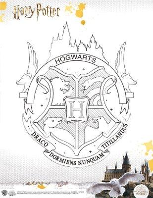 activité jeu a imprimer gratuitement Harry potter 2