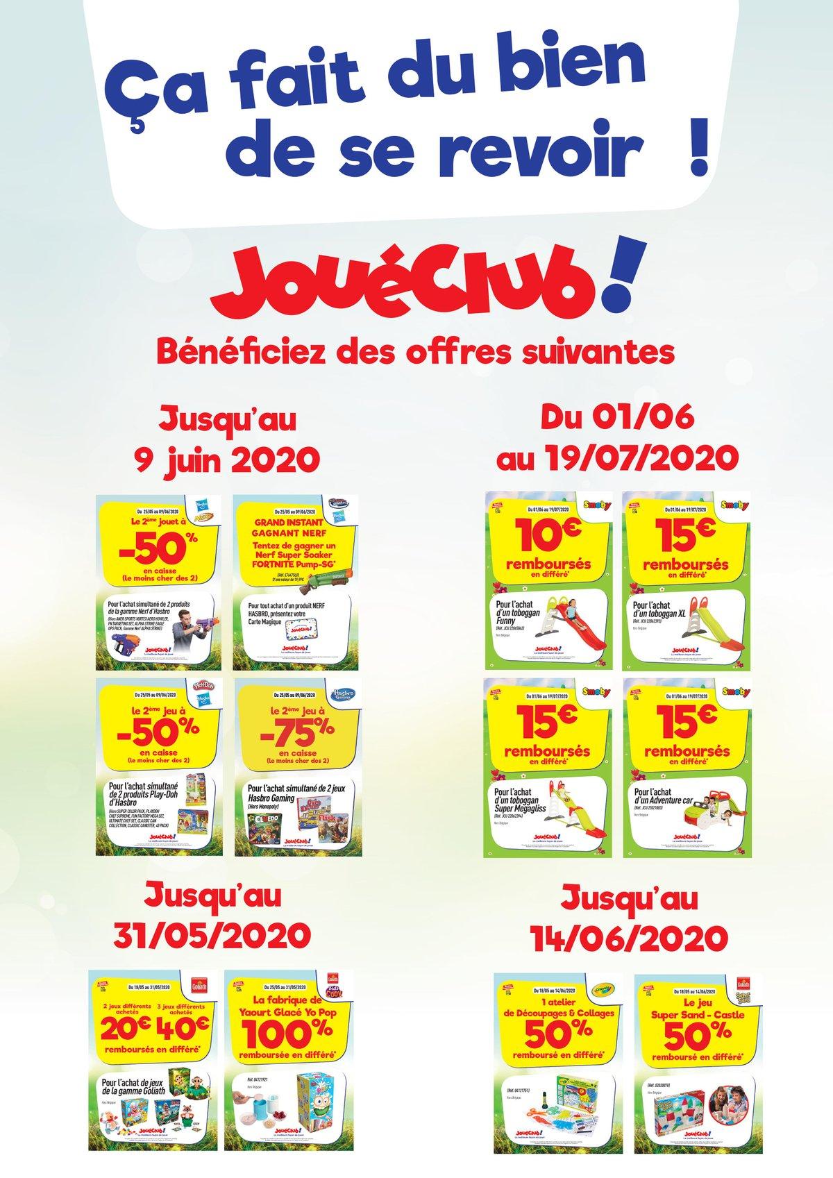 Affiche offres catalogue printemps 2020 - 3