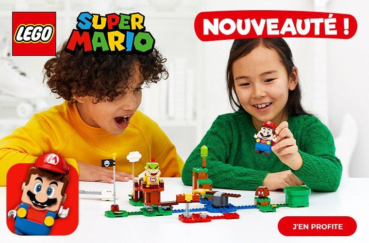 LEGO-MARIO nouveautés
