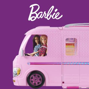 BARBIE LES VEHICULES