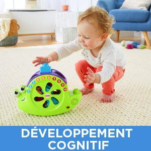 FISHER PRICE Développement cognitif