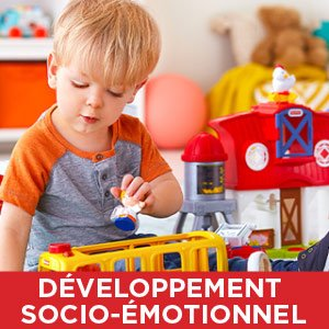 FISHER PRICE Développement socio-émotionnel