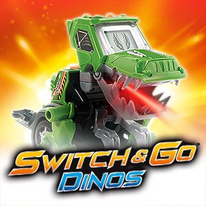 VTECH® SWITCH & GO DINOS