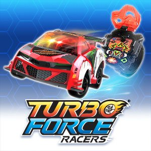 VTECH® TURBOS FORCE RACERS