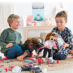 Accessoires et Vêtements poupées