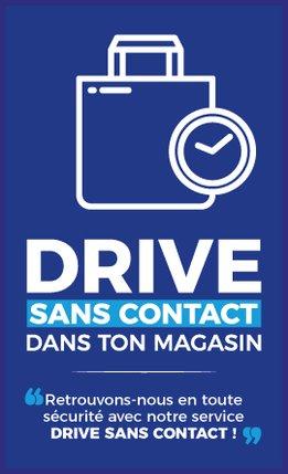 DRIVE-SANS-CONTACT