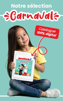 jouéclub catalogue carnaval