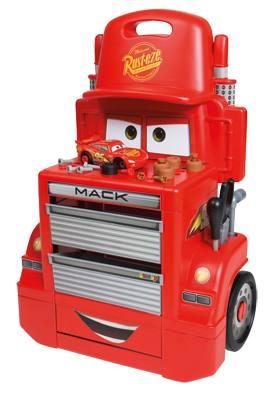 Mack Servante TruckAccessoires Cars Mc 3 Voiture Et Flash OZPwuikXT