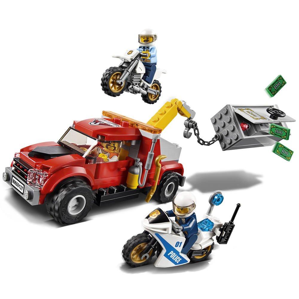 Lego La Du Constructions 60137 De Poursuite BraqueurJeux Ac3qS54jLR