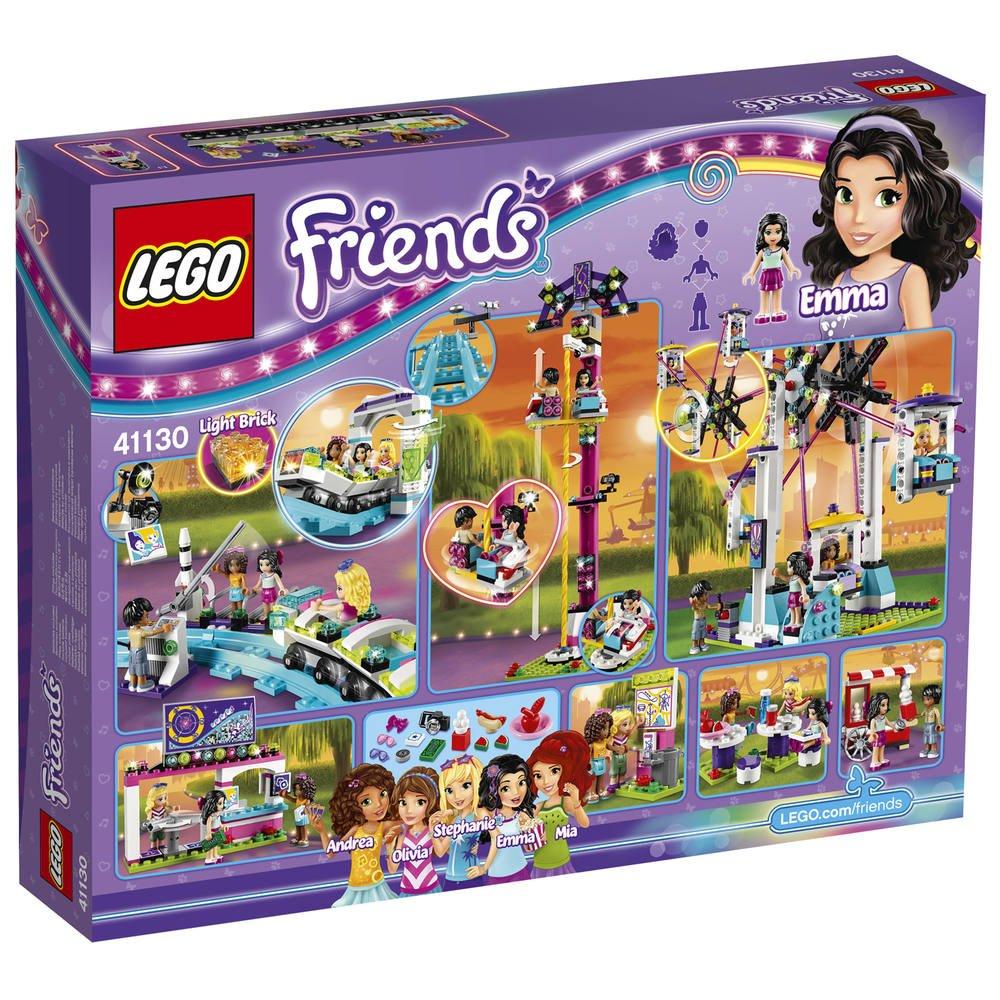 Les Montagnes Russes D 41130 De Lego AttractionsJeux Du Parc 4AL5qR3j