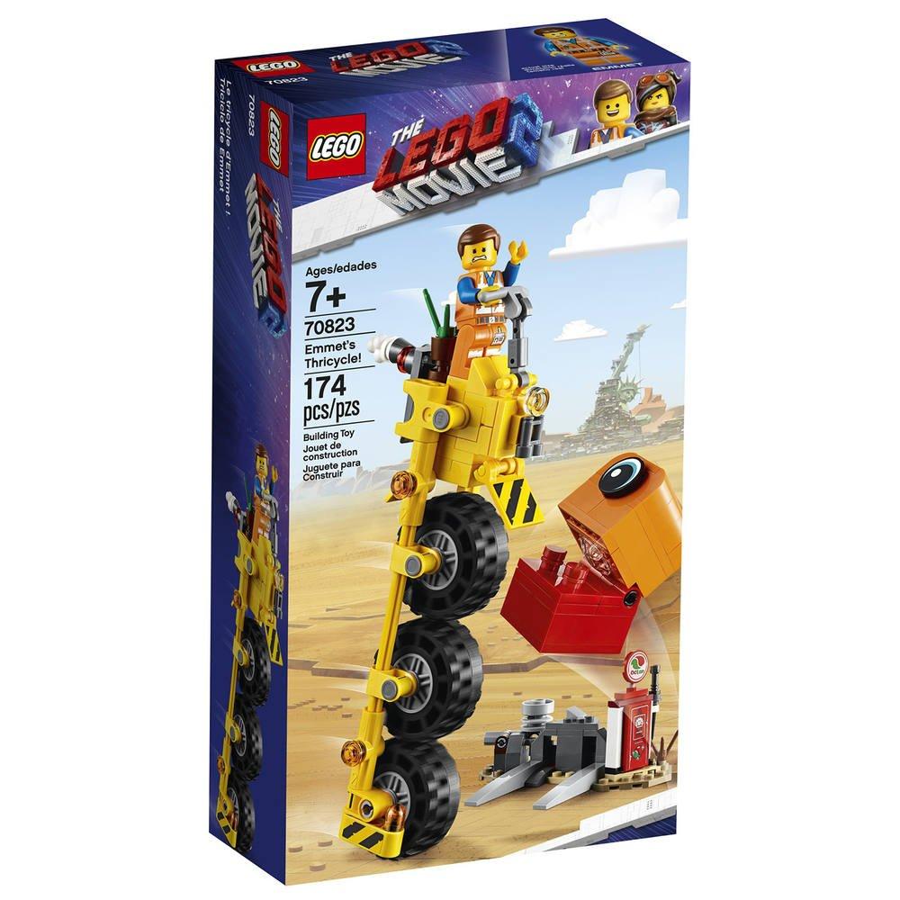 De Constructionsamp; 70823 Tricycle Maquettes Lego D'emmetJeux Le WHY2EID9