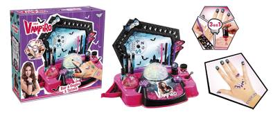pre order another chance hot product BAR A ONGLES ET TATOOS - CHICA VAMPIRO