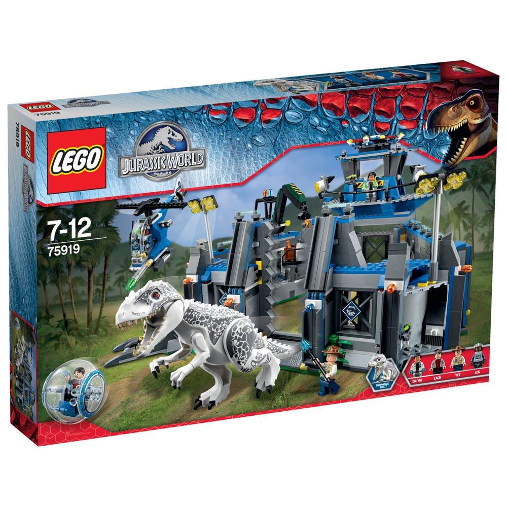 Lego 75919 L'evason Rex 75919 D'indominus Lego L'evason D'indominus H9DWE2IY