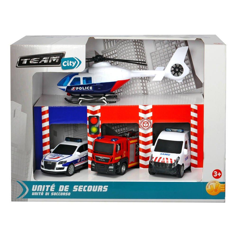 Coloriage Camion Samu.Unite De Secours Vehicules Garages Joueclub