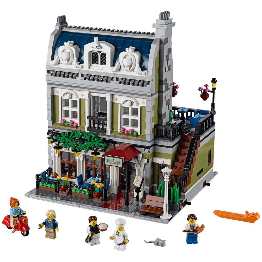Lego 10243 Restaurant Lego 10243 Le Restaurant Parisien Lego Le Parisien 10243 Le c543jRqLA