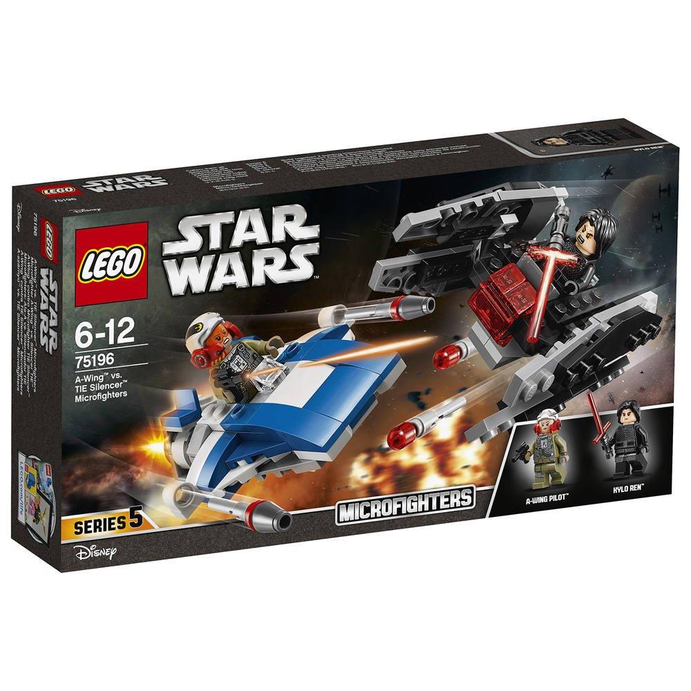 Wars Lego Votre Figure Minifigures Star Choisissez ~ Figurine LqzMGUpVS