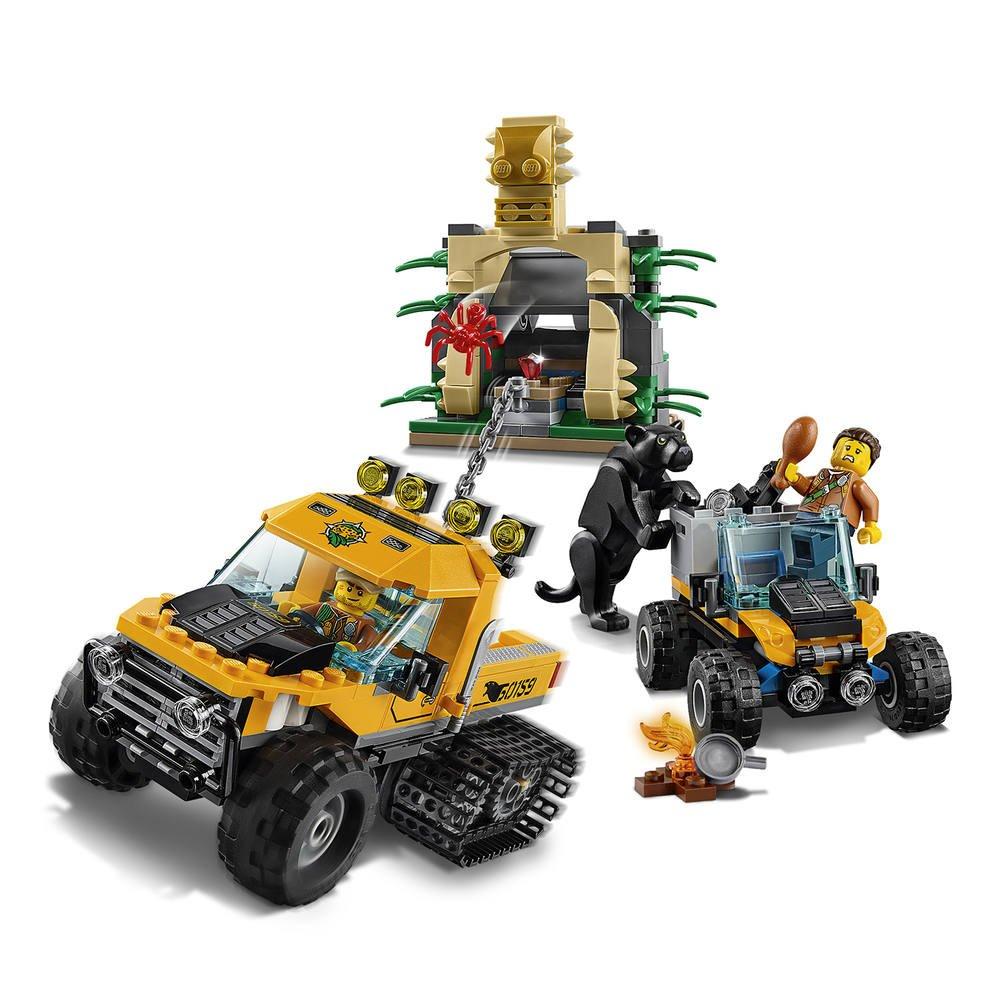 La 60159 L'excursion JungleJeux Lego Dans De Constructions F1JlcKT