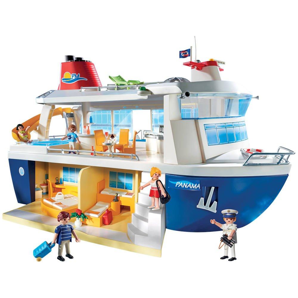 Playmobil Family Fun : Le bateau de croisière. 6978 |