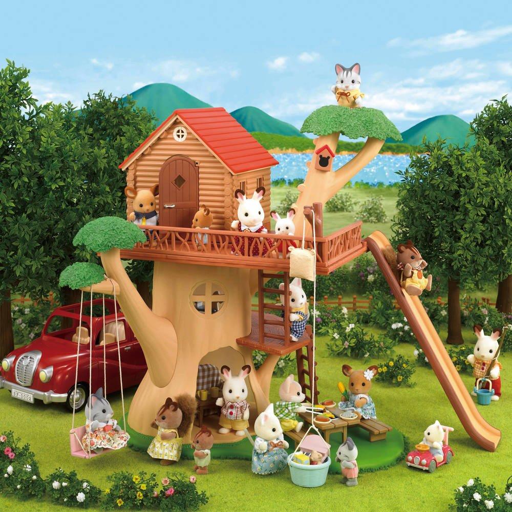 Puzzles En Bois Jouet Enfants Bricolage Assemblage En Bois Arbre Maison Combinaison Modèle Maison Kit De Construction Enfants Début