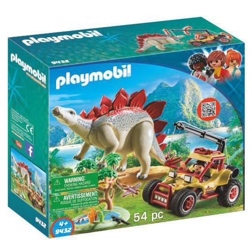 Et Explorateur Vehicule Et 9432 9432 Explorateur Vehicule Stegosaure Explorateur Stegosaure qR354AjL