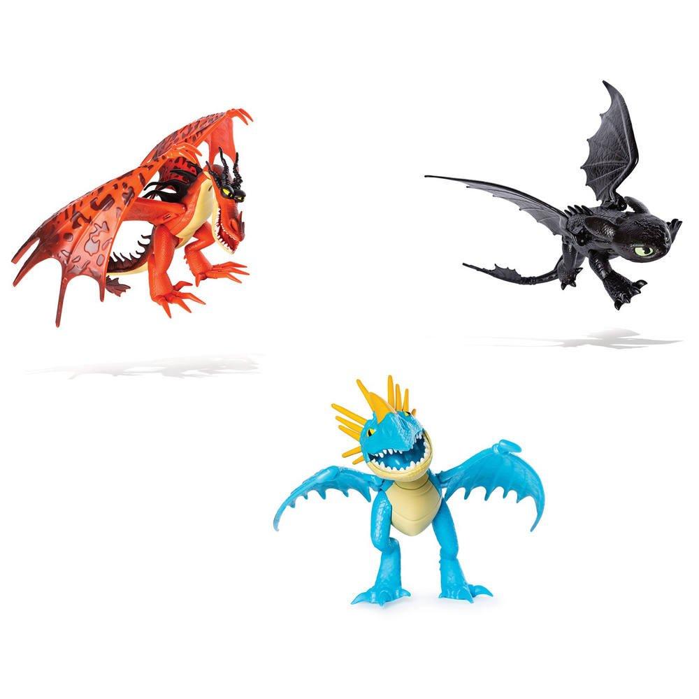 9-Ultra Krokmou-Dragon carte-Dragons 3-Le monde secret
