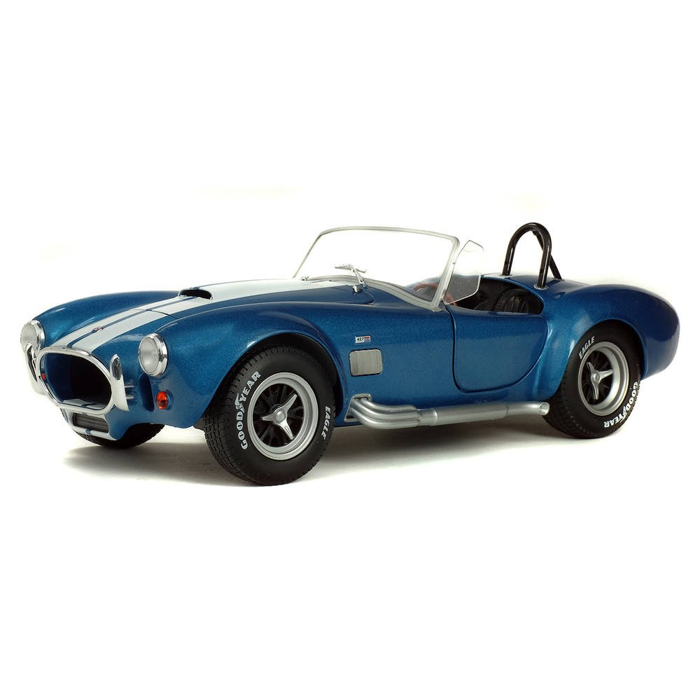 1965 Ac Mkii Bleue Cobra 427 118emeVéhicules Voiture Miniature nm0w8N