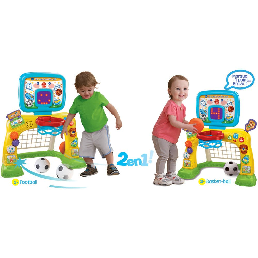 Vtech Baby Bebe Multi Sports Interactif