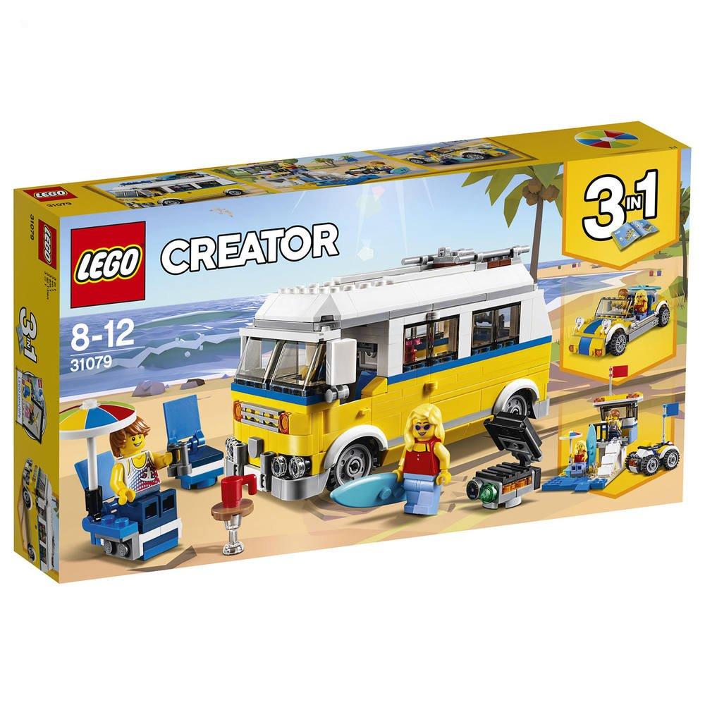 Van Lego Surfeurs Le Des 31079 oCBreWdx