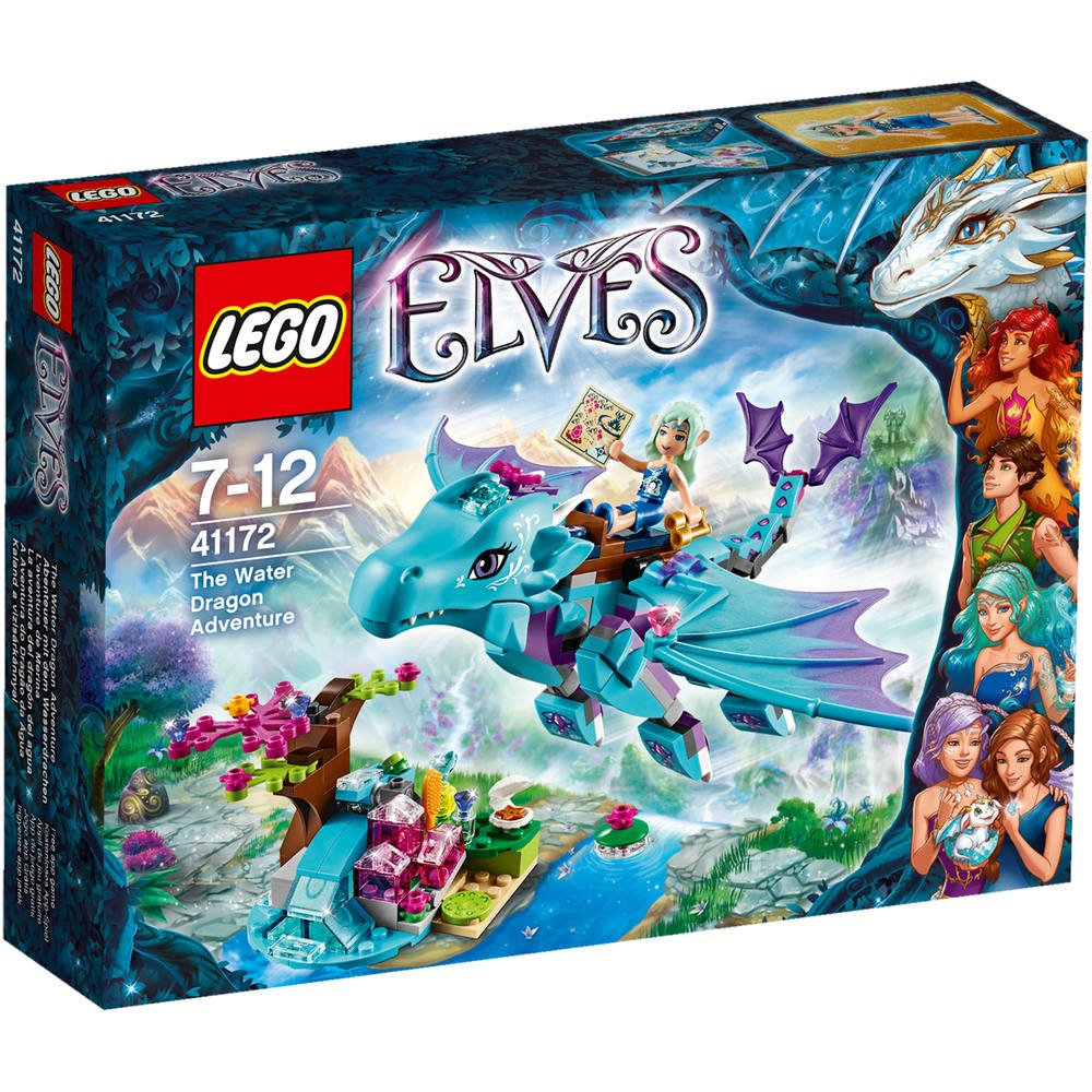 MerinaJeux Constructions 41172 Lego L'aventure De CxBodre