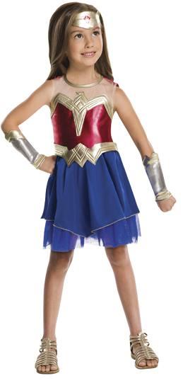 Justice 7 Wonder M 5 Luxe Taille Ans Woman League Panoplie ZiukPX