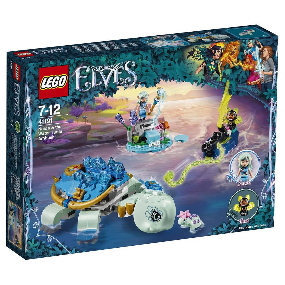 41191 La Piege Naida Et Lego De D'eauJeux Le Tortue rxoQdWCBe