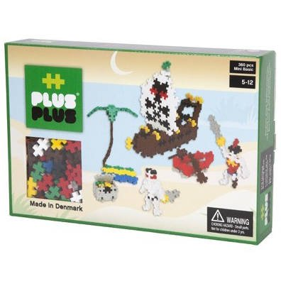Mini Basic 360 Pieces Plus Pirates n0wO8XNPk