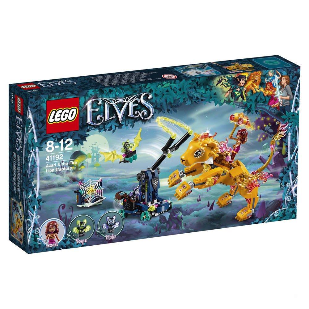 La 41192 FeuJeux Azari Du Capture Lego Lion De Et K1c3TJFl