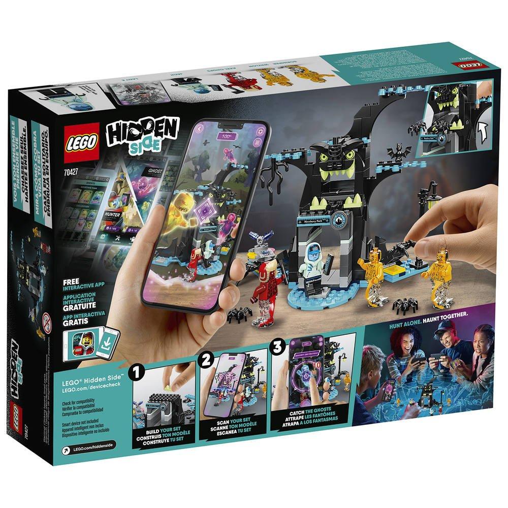 Lego 32 le monde hante d'hidden side   jeux de constructions ...