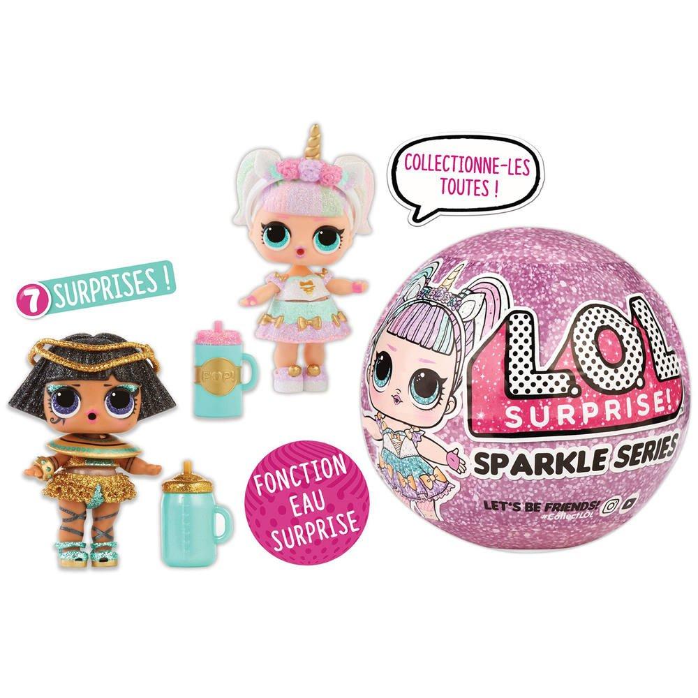 LOL surprise Poupées Sparkle Series