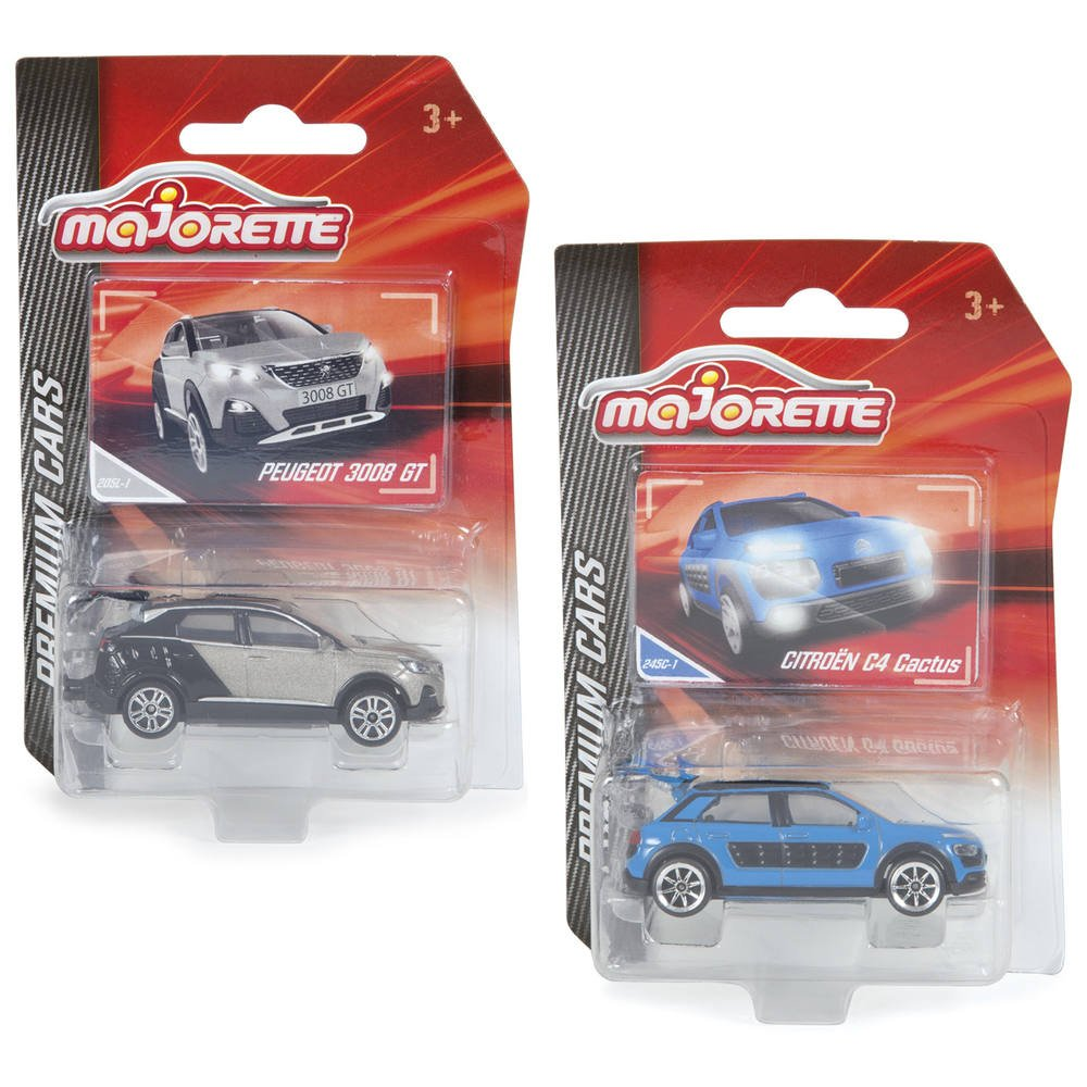 Premium De Garages 1 Set FrancaisVehicules Majorette Vehicule ED92YWHI