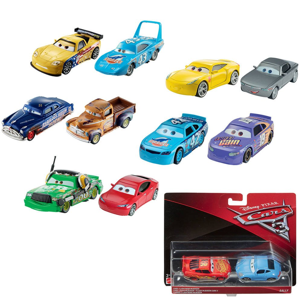 CARS PACK 40 VEHICULES