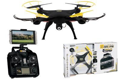 X30 Radio CommandeCam Wifi 0 Storm Ultradrone kn0POwX8