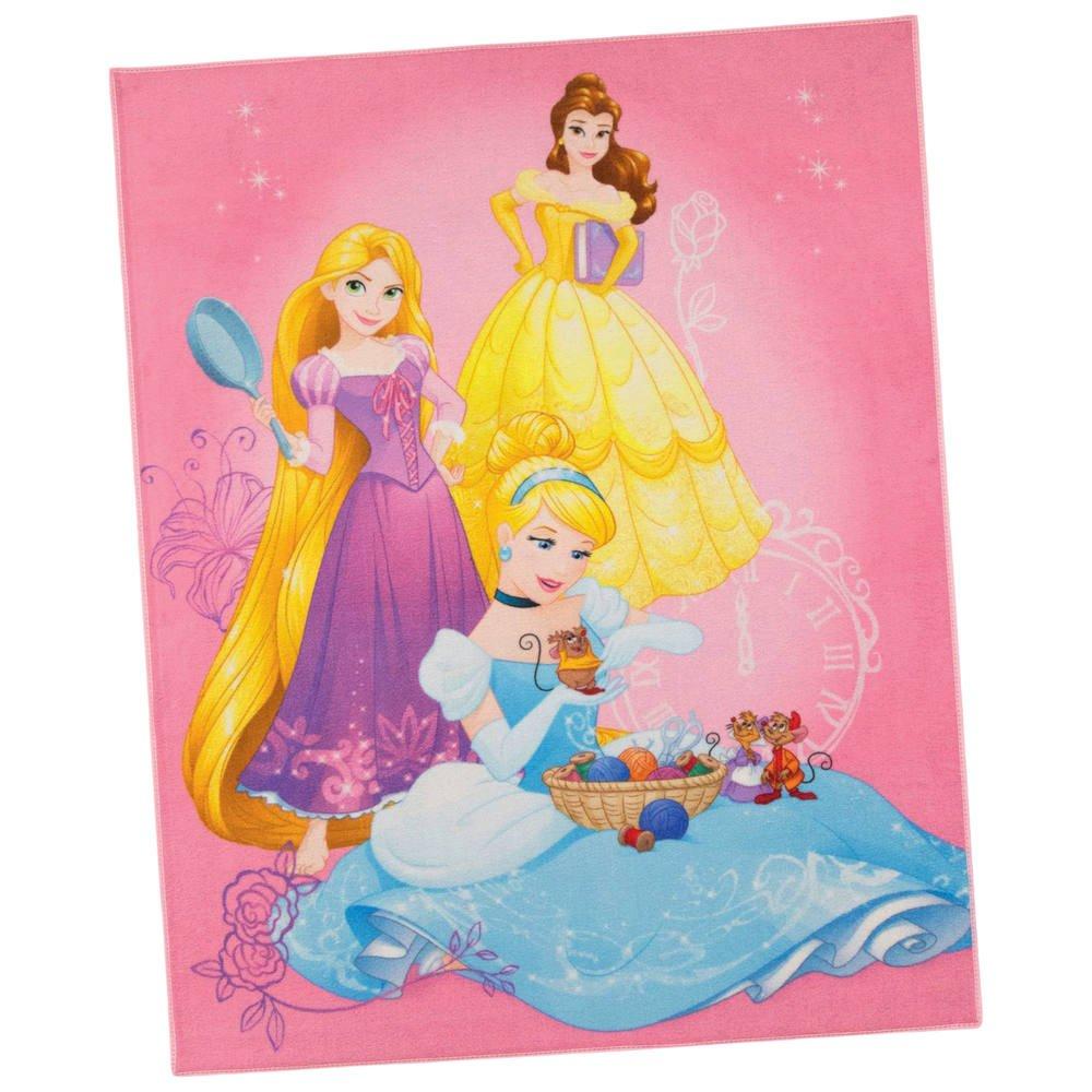 Tapis les princesses de disney | chambre enfants | jouéclub