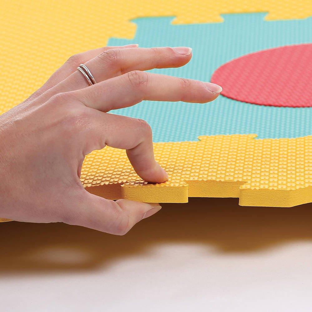 0,2 cm x 120/cm x 150/cm/ h/x/l/x/L HJHHamburg 619510 Tapis de sol pour sols durs