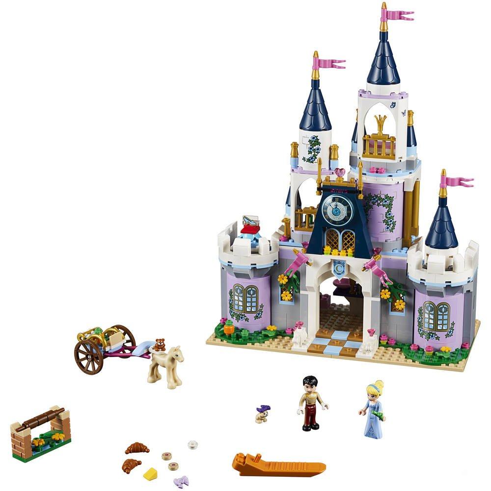 Des De Lego Le Reves 41154 Cendrillon Palais CoWQdxBer