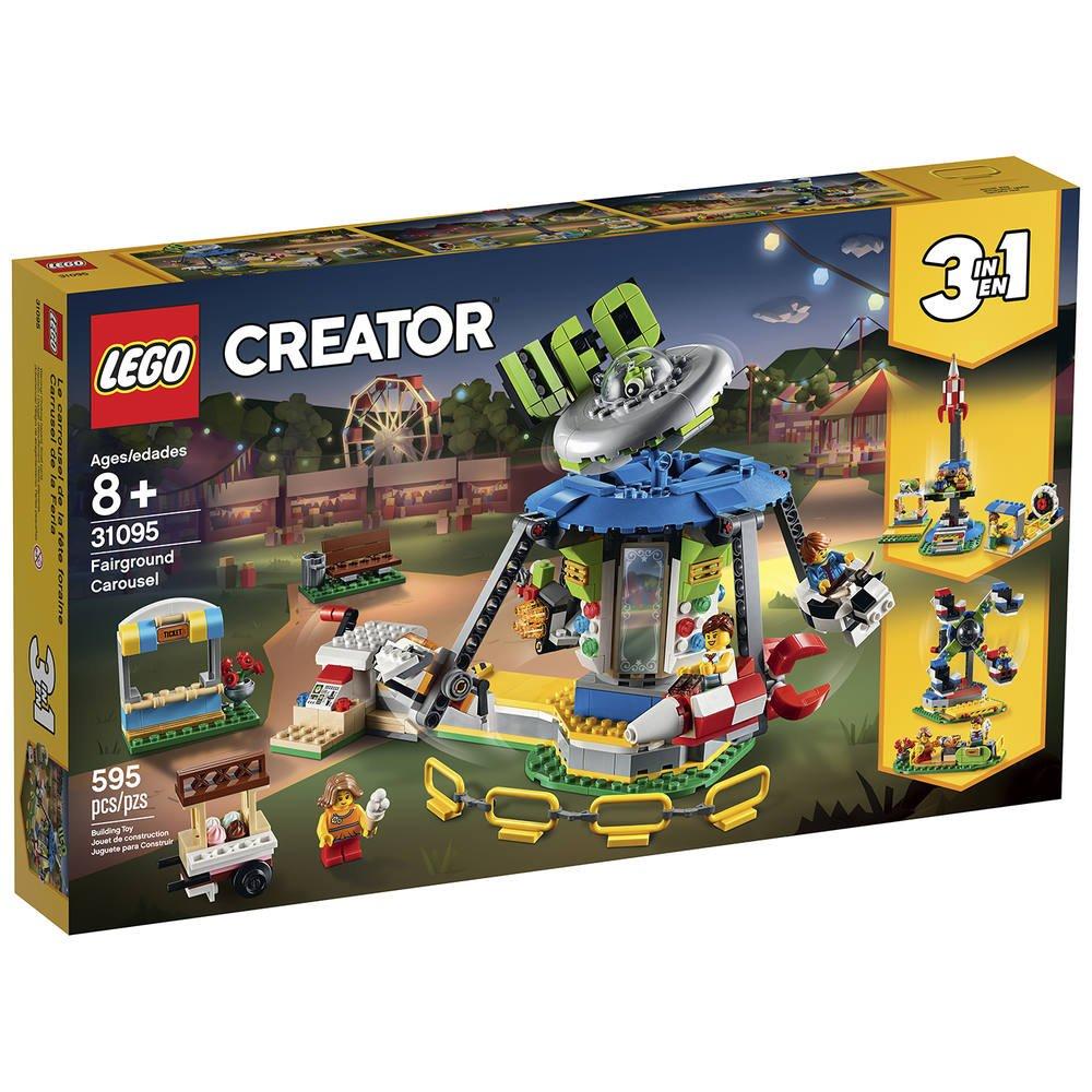 Manege 31095 La Constructions Lego ForaineJeux Le Fete De DHYW2I9E